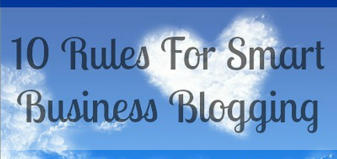 blogging rules
